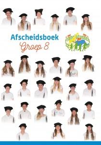 Afscheidsboek groep 8